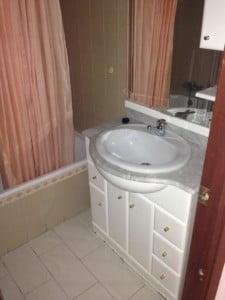 Baño 2 antes de la reforma