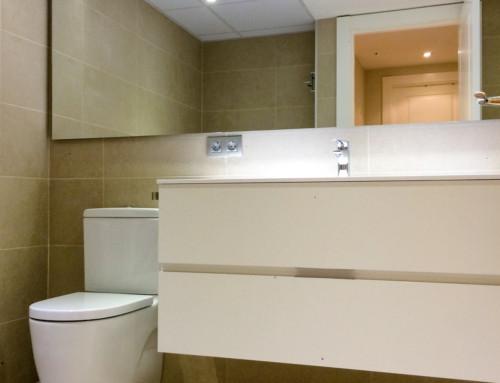 Reforma de baño en Zaragoza, Vía Hispanidad