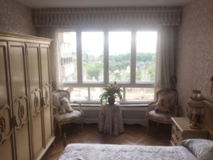 Dormitorio antes de la reforma
